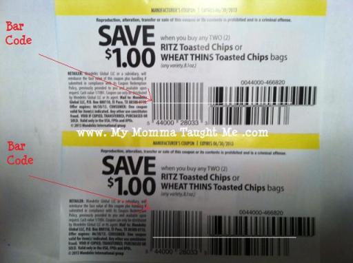 coupon example 2