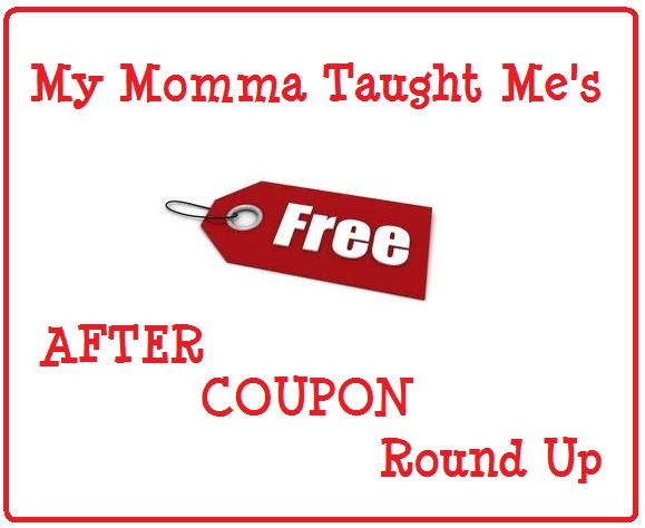 free after coupon round up