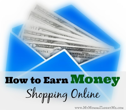 How to Earn Money Shopping Online