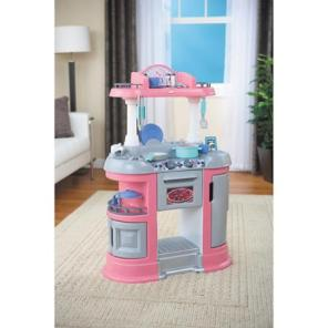 Little Tike Pink Kitchen