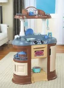 Little Tikes Tan Kitchen
