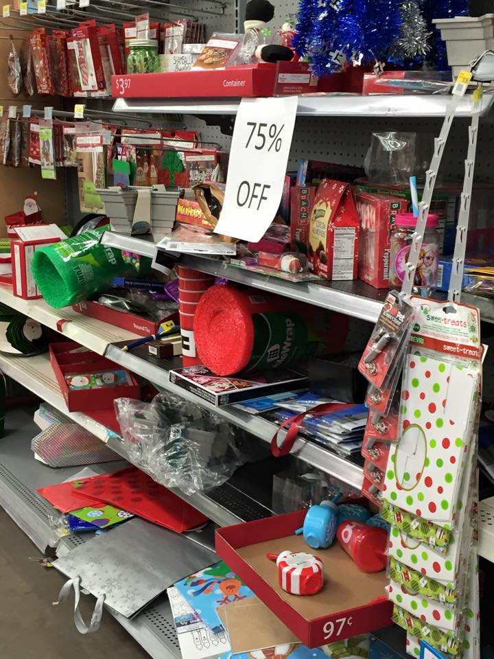 Walmart 75 off christmas decorations gift sets for Christmas sale items