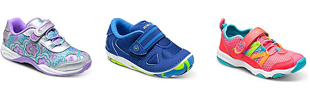Save up to 50% Today Only on Stride Rite Shoes