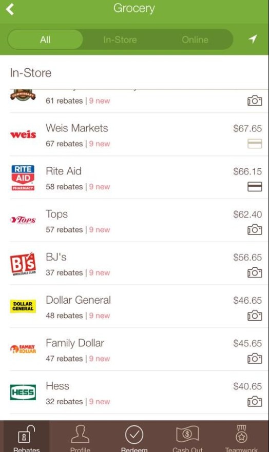 Tops Markets Ibotta App