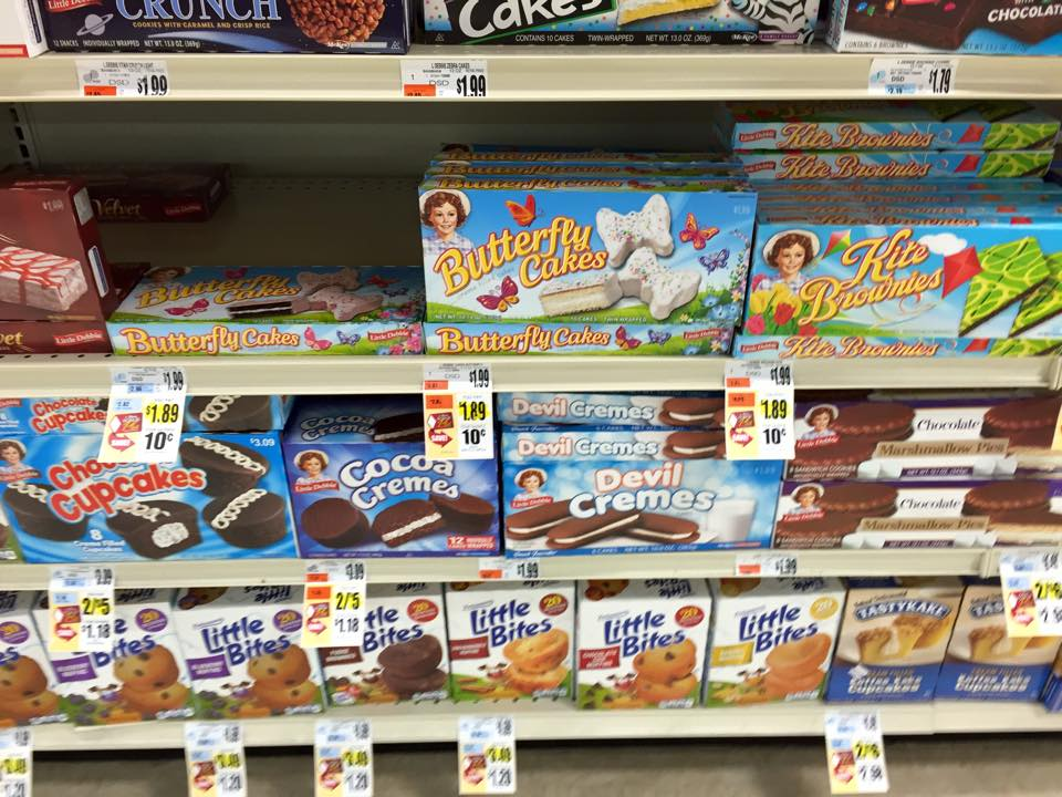 New Little Debbie Snacks Printable Coupon Free At