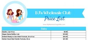 Price List Logo