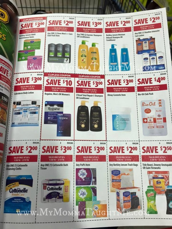 Bj'S Front Of The Store Flyer View Ad 1/28/16 To 2/17/16 - My