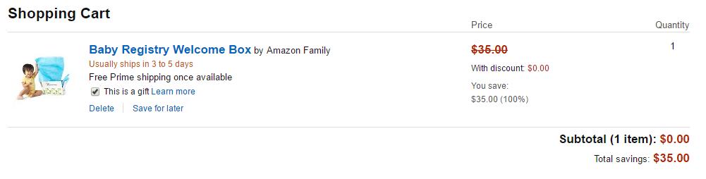 amazon-claim-welcome-box