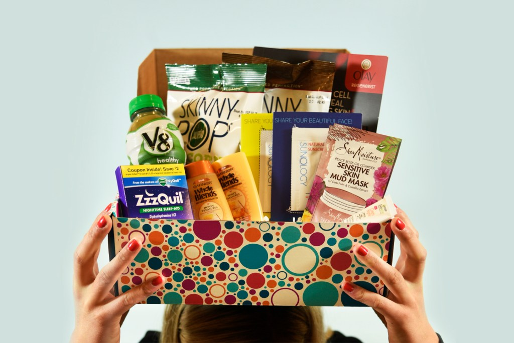 FREE Samples from PINCHme...