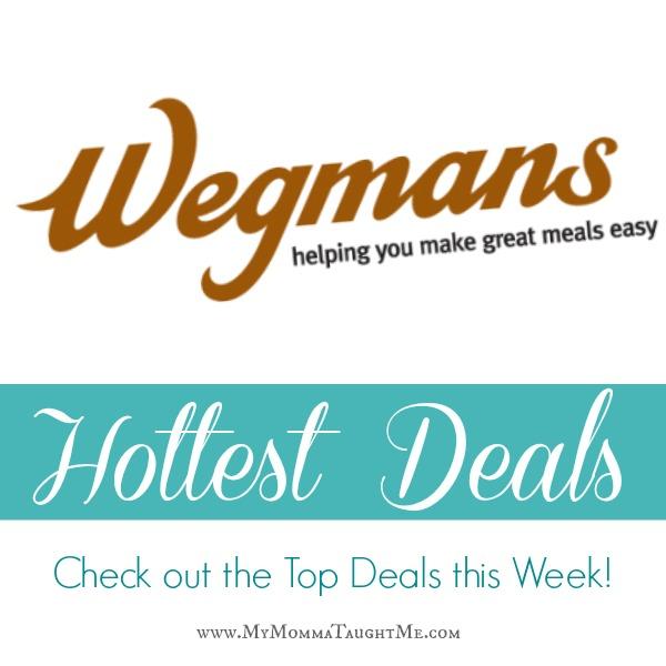 Wegmans top deals