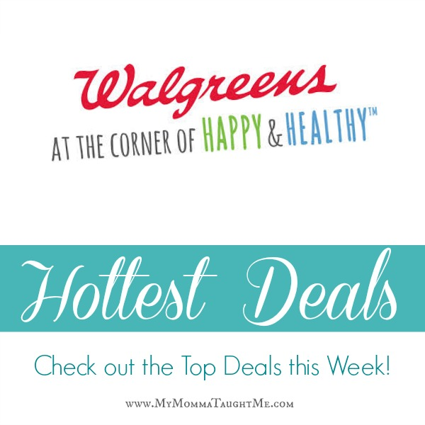 walgreens top deals