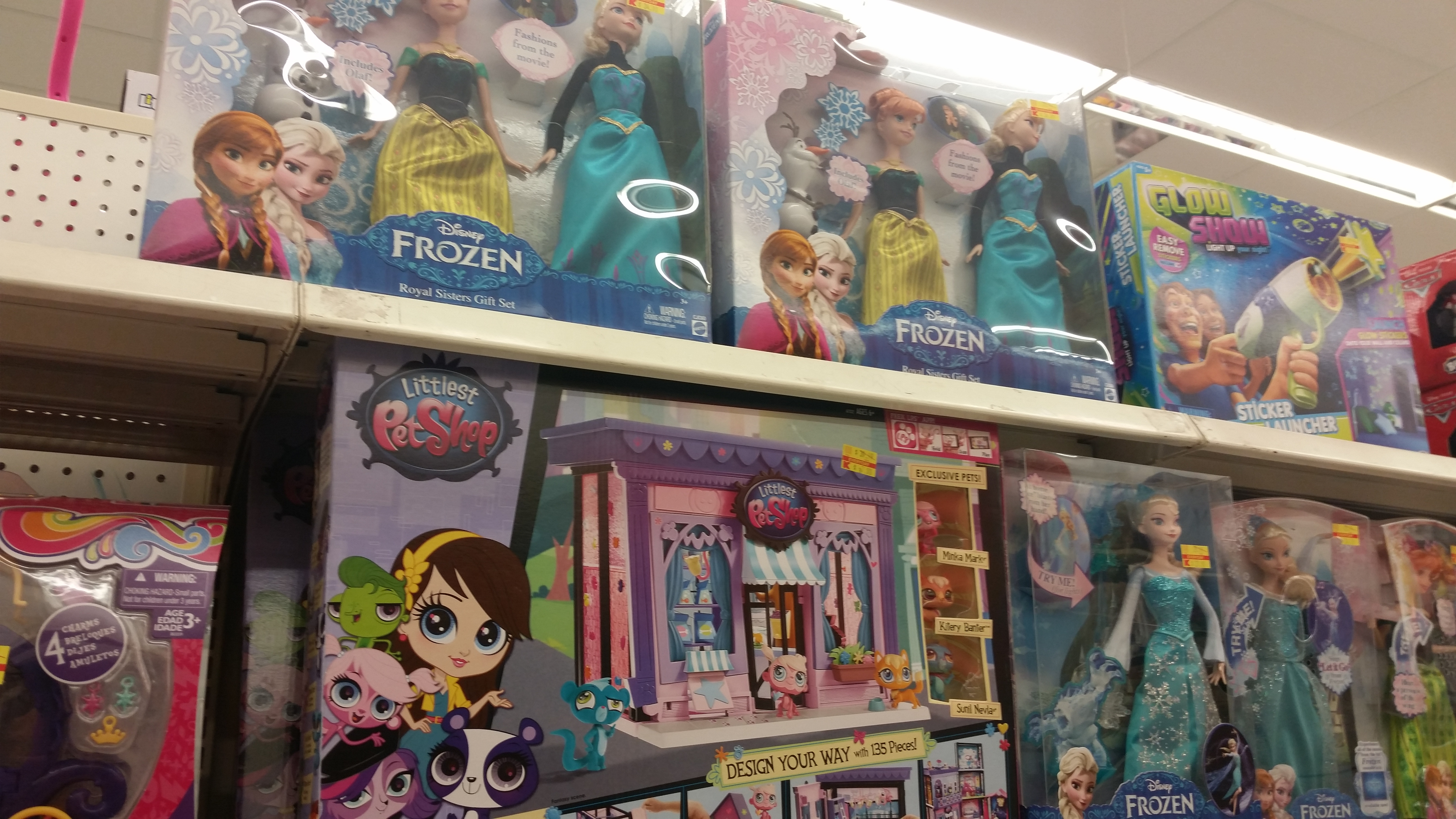 Save an additional 50% off clearance toys at Kmart My Momma