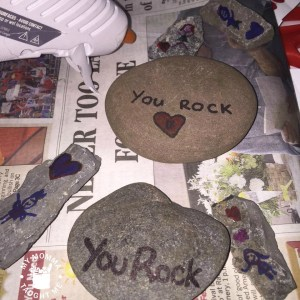 rocks - you rock