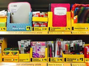 DG School Supplies