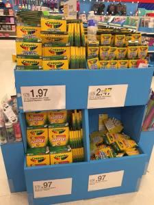 crayola target