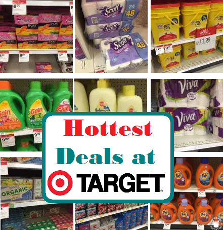 hottest deals at Target