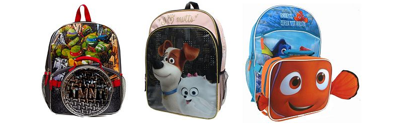 kohls backpacks $14.99