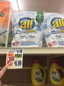 All Mighty Pacs BOGO At Tops Markets