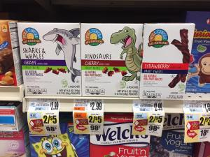 Full Circle Organic Fruit Snacks At Tops