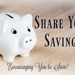 Share Your Savings