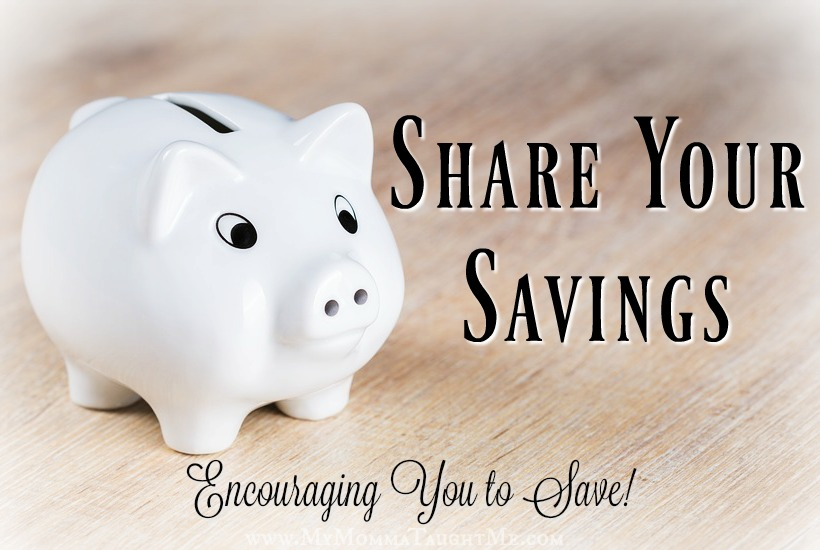 Share Your Savings