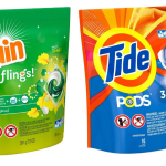 Gain Flings And Tide Pods 12 16 Count