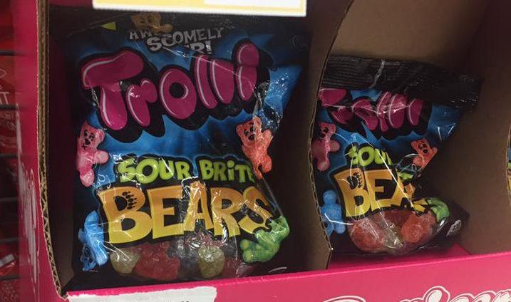 Easy Deal at CVS on Trolli Gummies