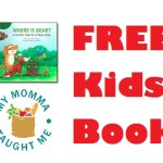 Free Kids Book Where Is Bear