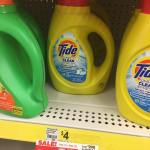 Tide Simply Detergent Sale At Dollar General
