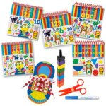 ALEX Toys Little Hands Ready Set School Set
