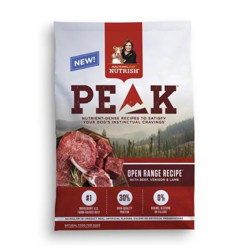 Peak Dog Food Coupon