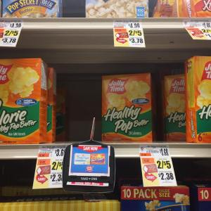 Jolly Time Healthy Time Pop Corn And Blinkie Coupon At Tops