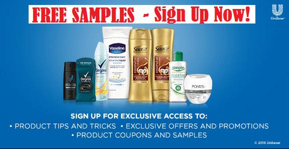Unilever Samples