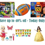 40% Off Toys For Easter