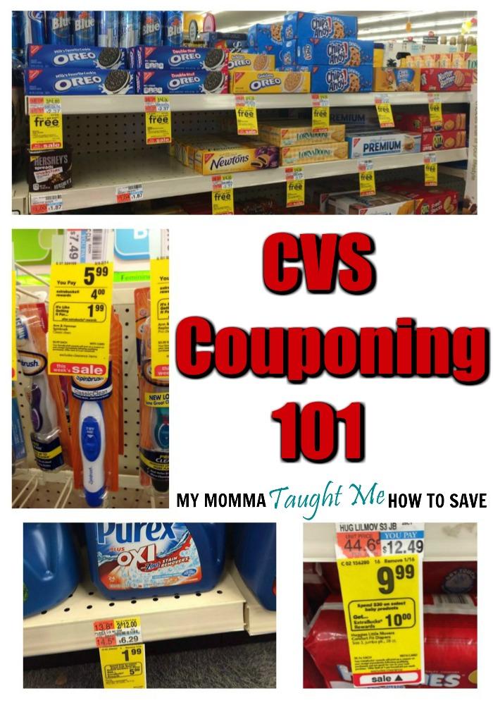 CVS Couponing 101