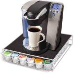 Keurig Coffee K Cup Holder Storage Drawer