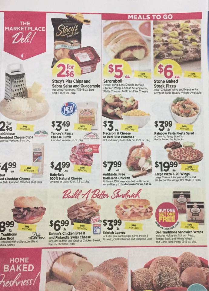 Tops Markets Ad Scan Week Of 4 30 17 To 5 6 17 Page 3a