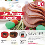 Ham Coupon For Bjs Wholesale Club