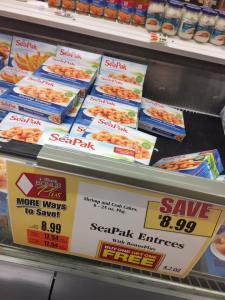 Seapak Bogo Sale Tops Markets