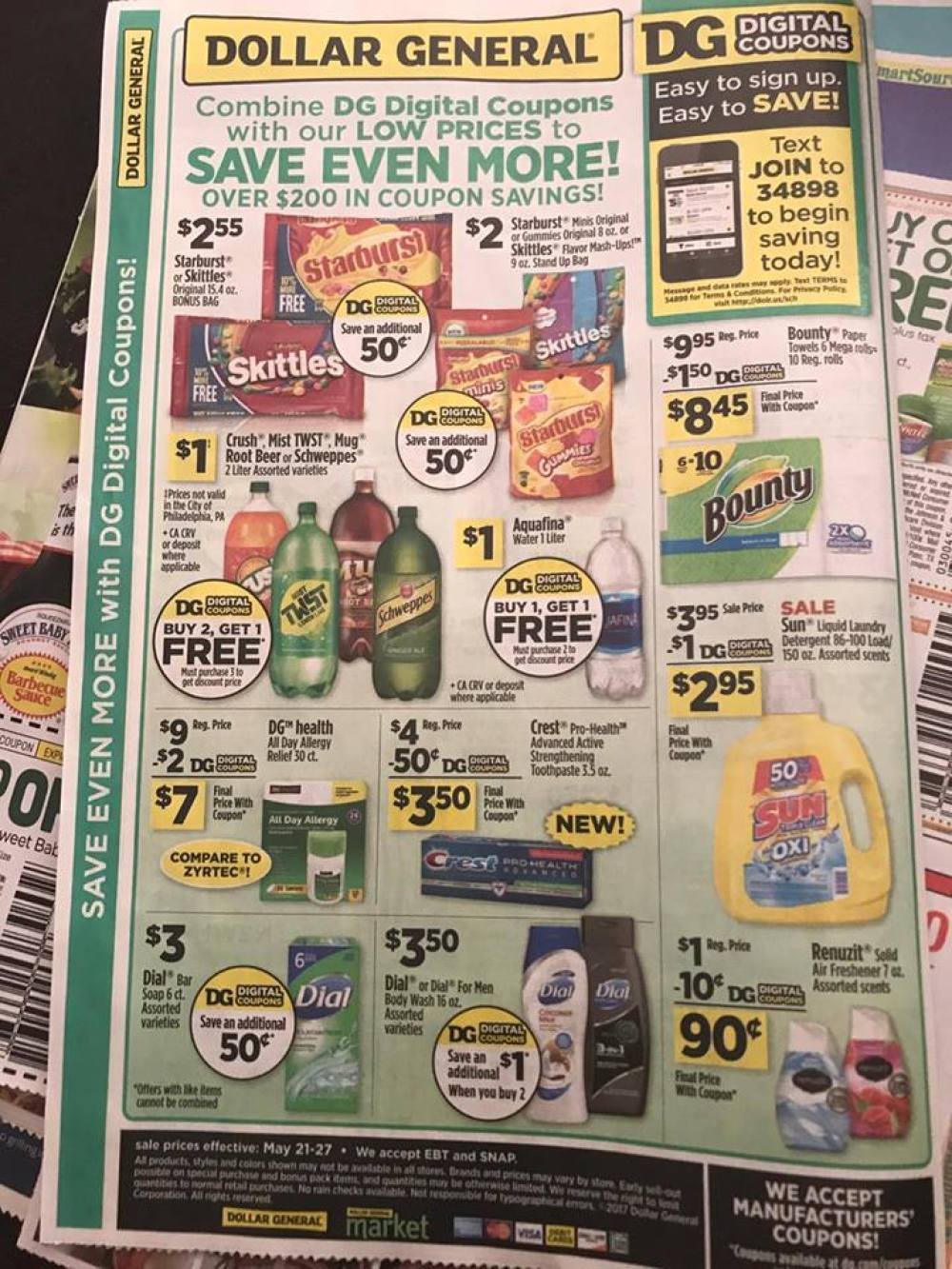 Dollar General Ad Week Of 5 21 Page 10