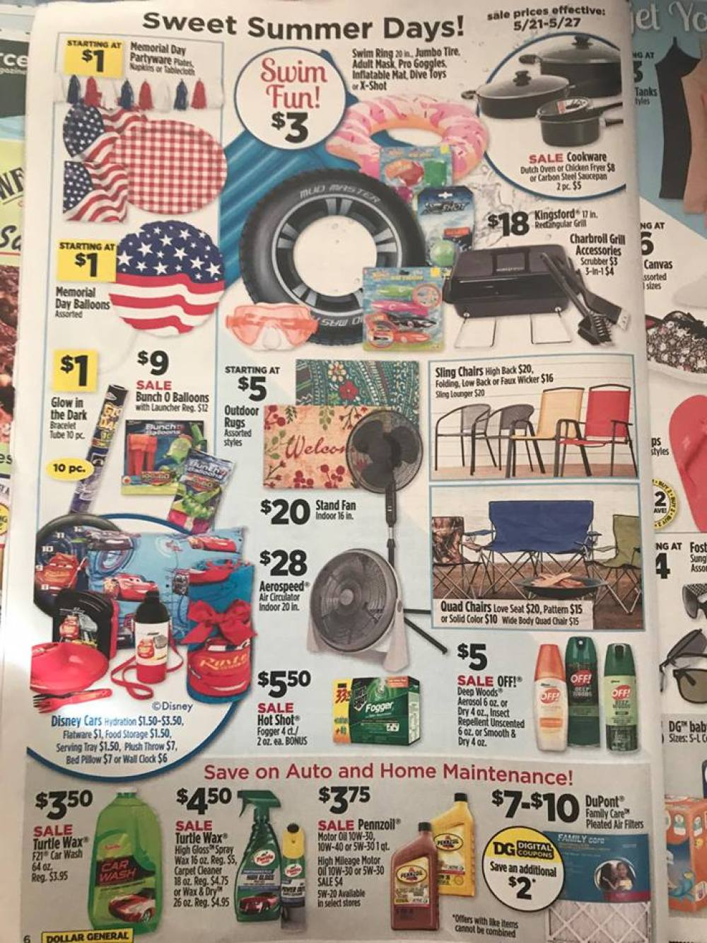 Dollar General Ad Week Of 5 21 Page 6
