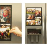 Magnetic Picture Collage Frame For Refrigerator, 2 Pack