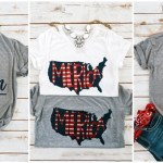 Stars & Stripes Freedom Tees For Adult
