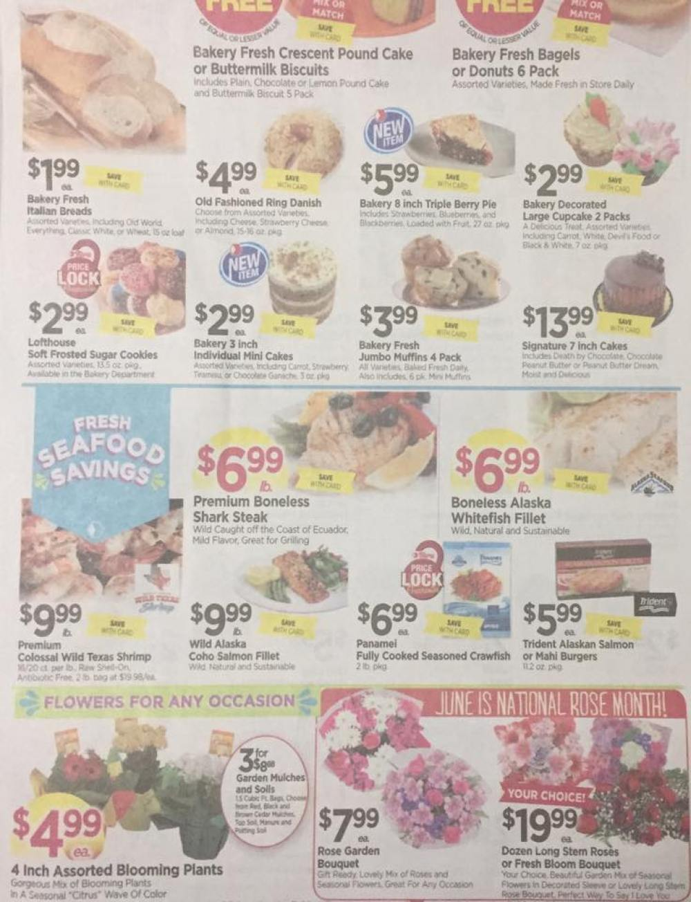 Tops Markets Ad Scan Week Of 5 28 17 To 6 3 17 Page 3b