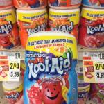 Kool Aid Drink Mix Sale At Tops