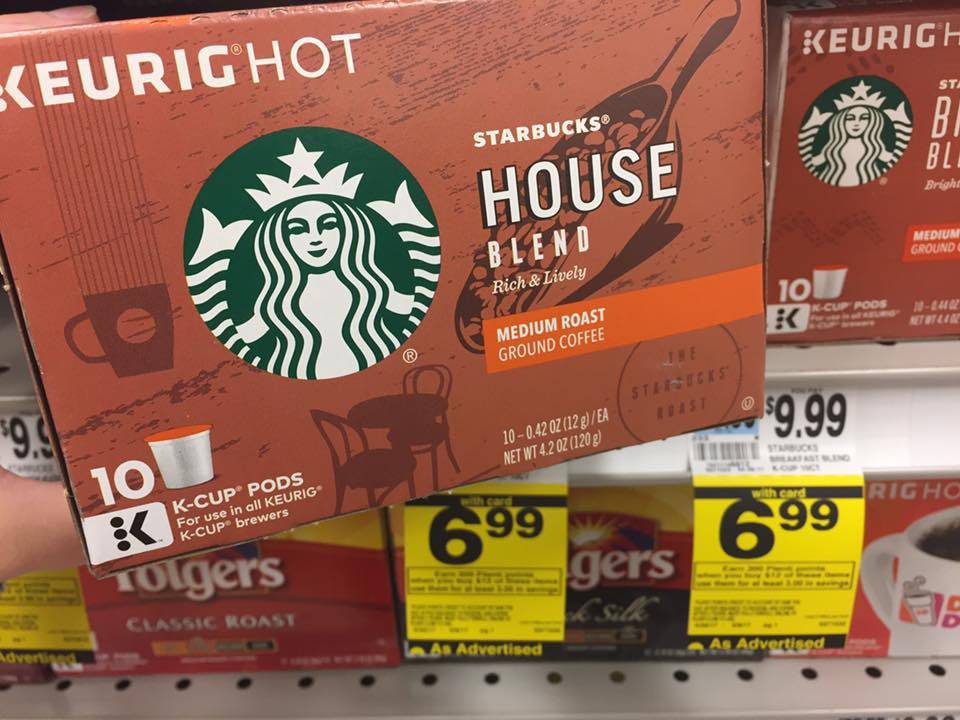 Starbucks K Cups At Rite Aid