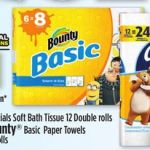 Bounty Paper Towels Sale At Dollar General