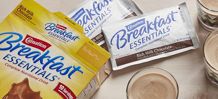 Carnation Breakfast Essentials Free Sample
