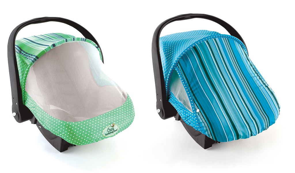 Sun And Bug Cover For Car Seat