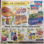 Dollar General Ad Scan Week Of 6 4 17 Page 1